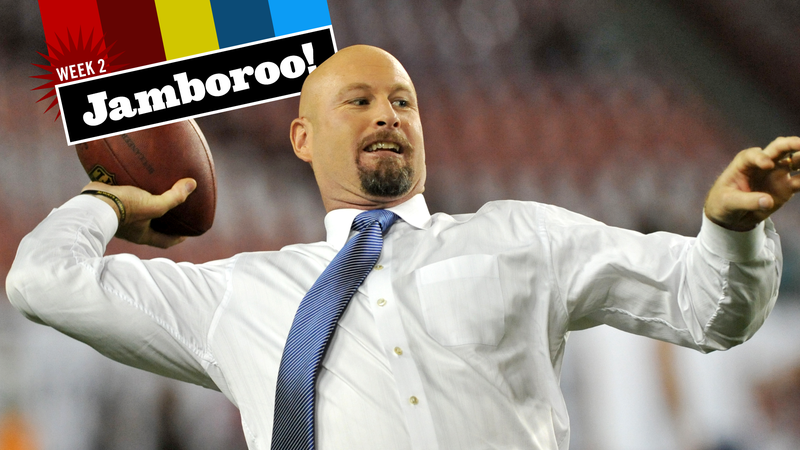 Illustration for article titled Why Trent Dilfer Was The Worst Color Man In History