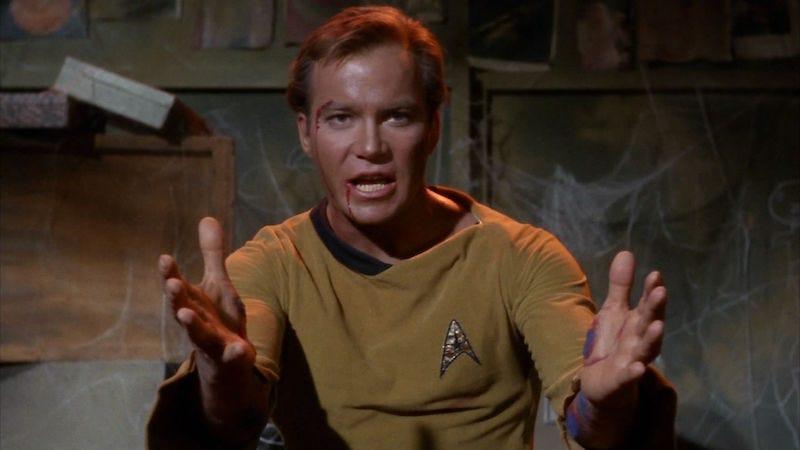 It's a Kirk speech? No? (Image: Star Trek, CBS)
