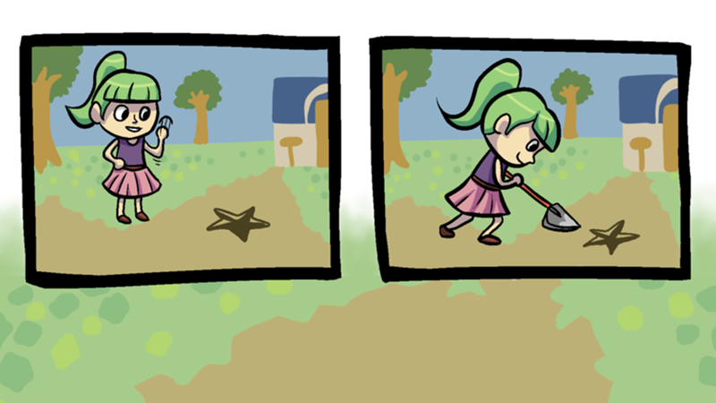 Illustration for article titled The Corrupt Animal Crossing Town