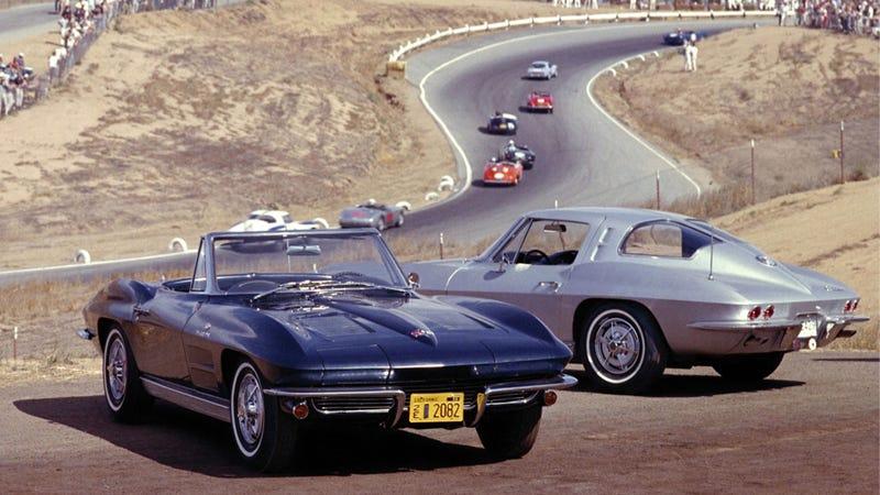 Illustration for article titled Corvettes, Ranked
