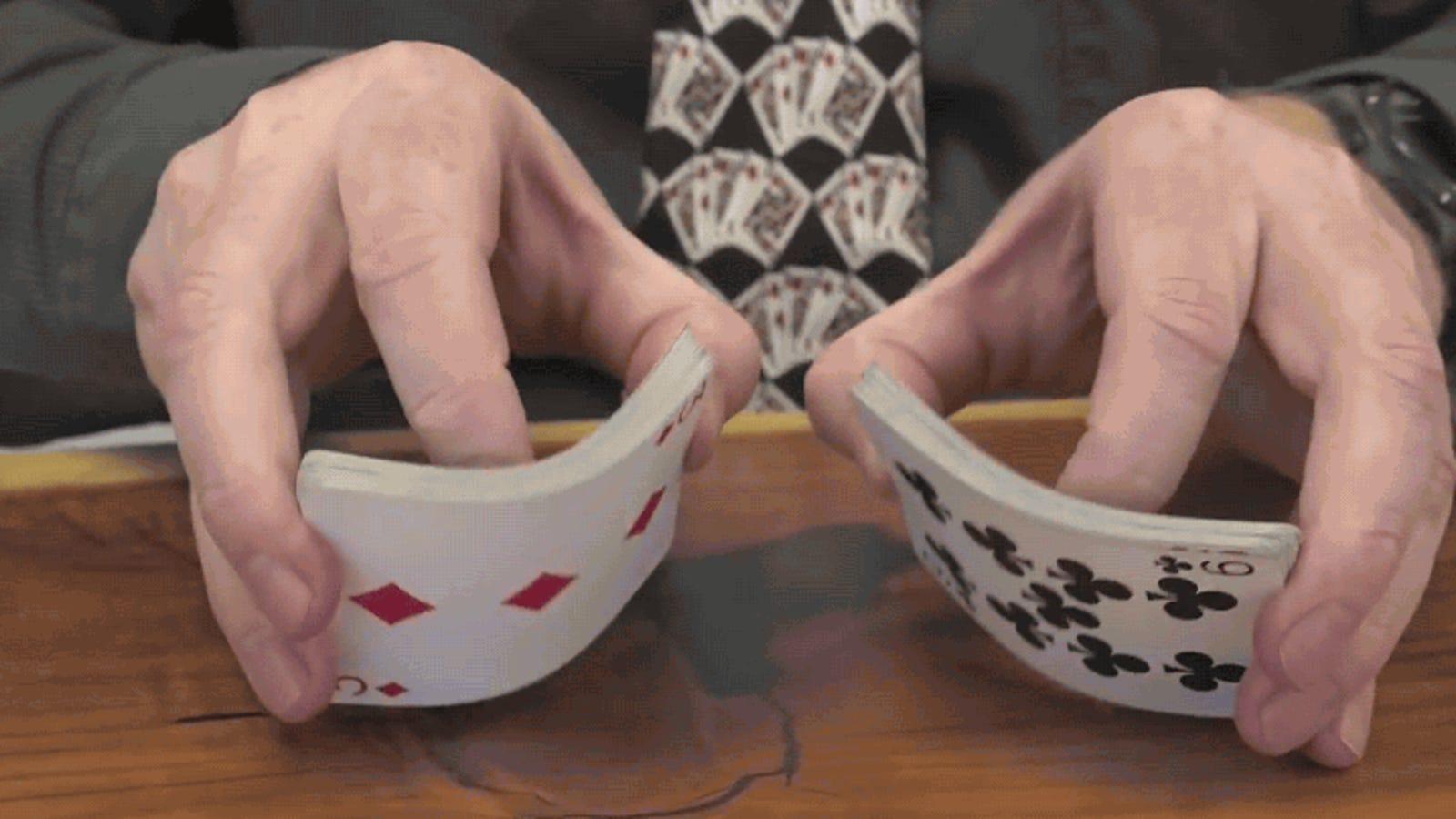 El truco de magia más sencillo que puedes aprender con un poco de matemáticas