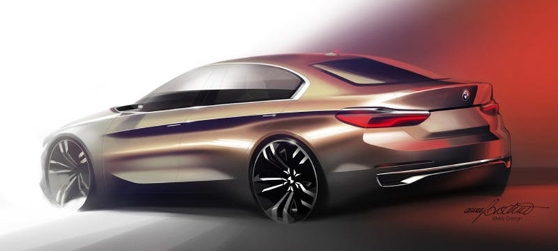 Illustration for article titled The Next BMW 2 Series Could Go Front-Wheel Drive, But What Does That Mean?