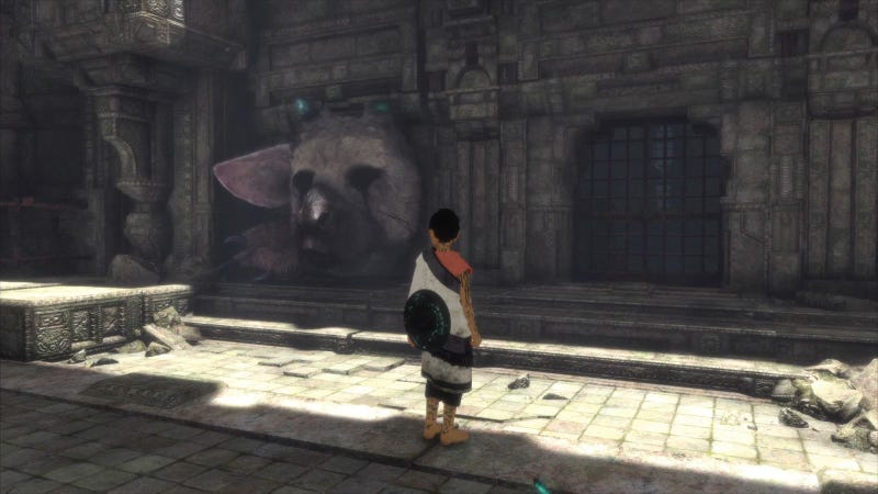 Illustration for article titled For Those Of You Who Really Want To Know If Anybody Dies In The Last Guardian