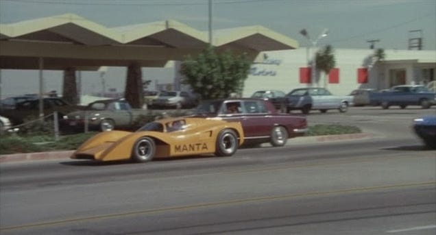 This Manta Mirage Is The Fastest $10,000 Car For Sale On