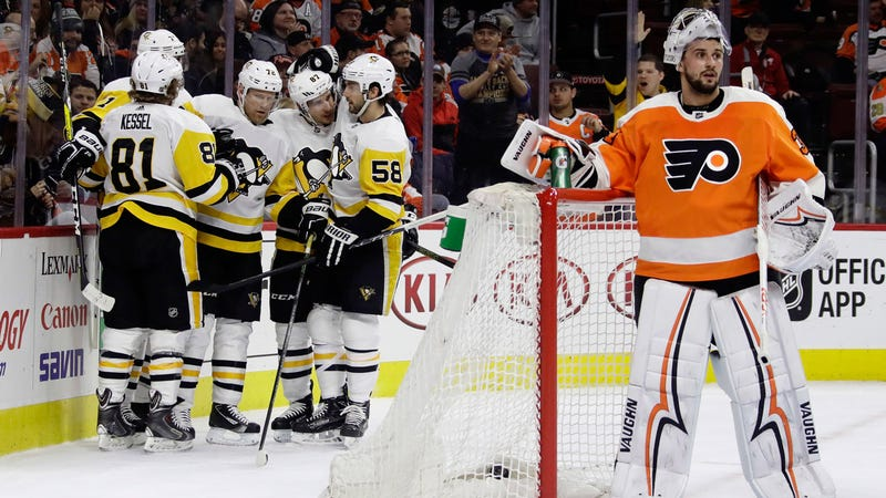 The Penguins Still Own The Flyers Where It Counts 189ea6385
