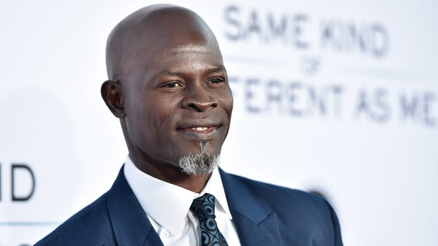 Djimon Hounsou will quietly take Brian Tyree Henry's place in A Quiet Place Part II