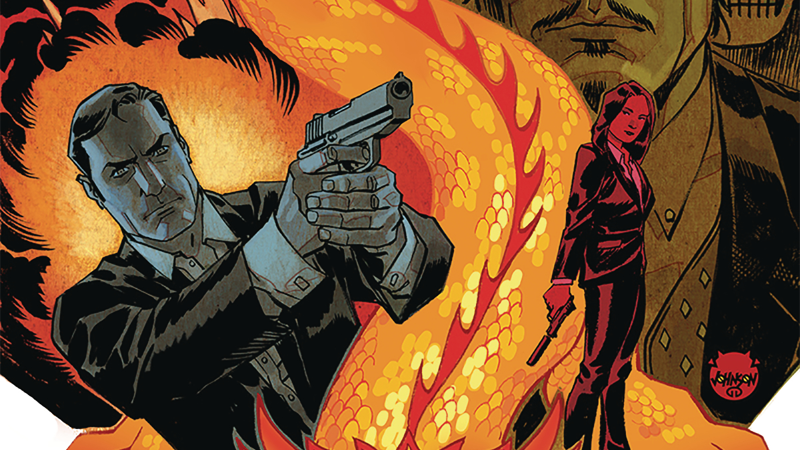 io9 Fall Preview: The Coolest New Comic Series From Marvel, DC