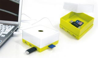 Illustration for article titled huBox Adds Another Practical Element to USB Hubs