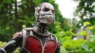 Illustration for article titled All Ant-Man Figures Look Great In Real-Life Environments