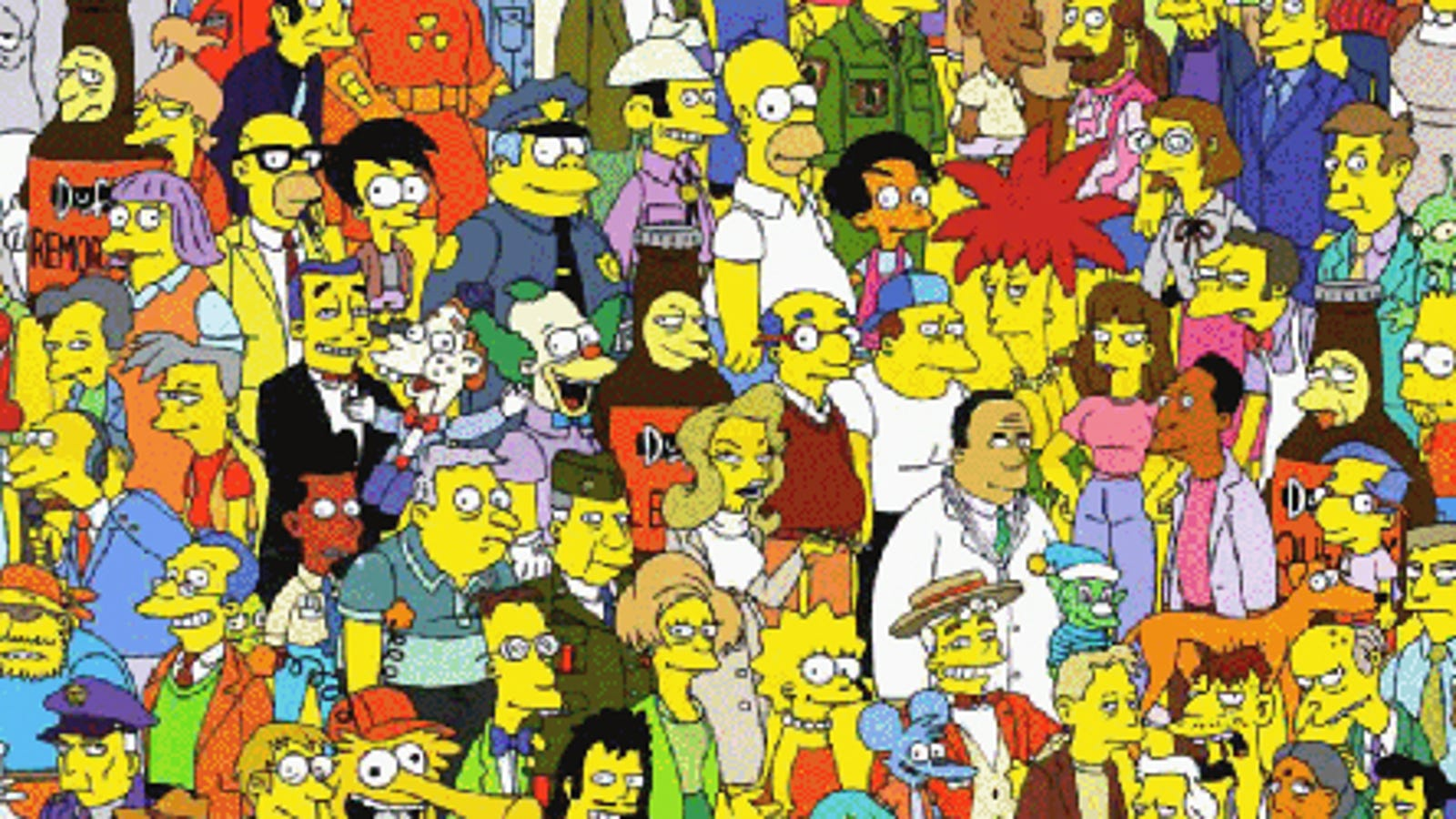 Wow, watch this guy nail the voices of 33 different Simpsons characters