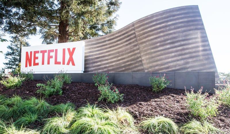 Oficinas de Netflix en Los Gatos, California.