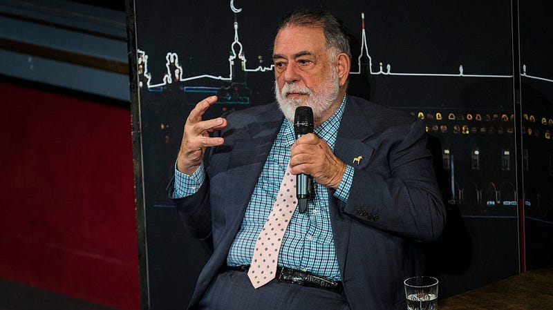 Francis Ford Coppola Is Ready to Make His Dream Sci-Fi Project