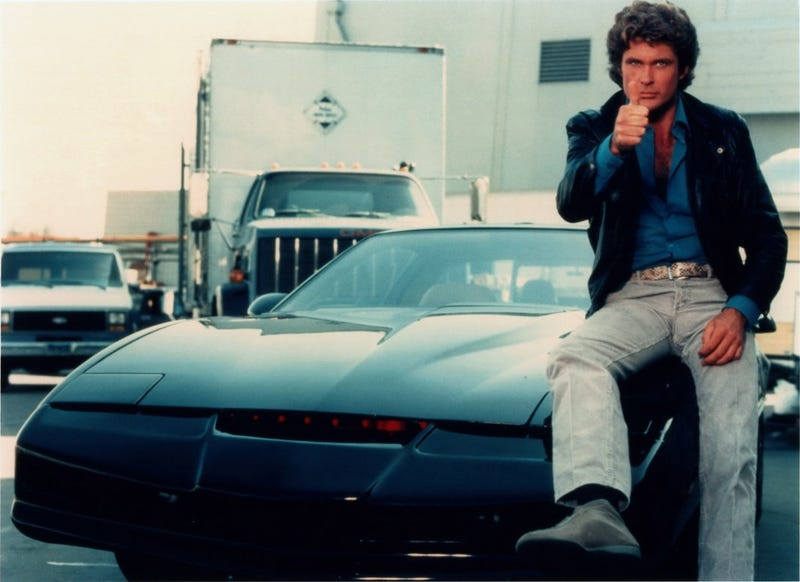Illustration for article titled We say hell yes to this Knight Rider movie with Danny McBride