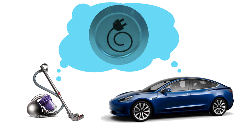 Illustration for article titled Electric Car Charging Cables Only Need One Thing To Be So Much Better