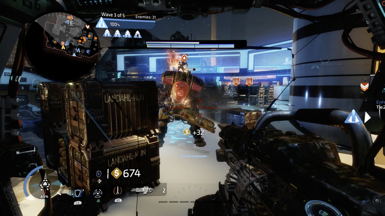 Titanfall 2's Free New Horde Mode Is A Great Reason To