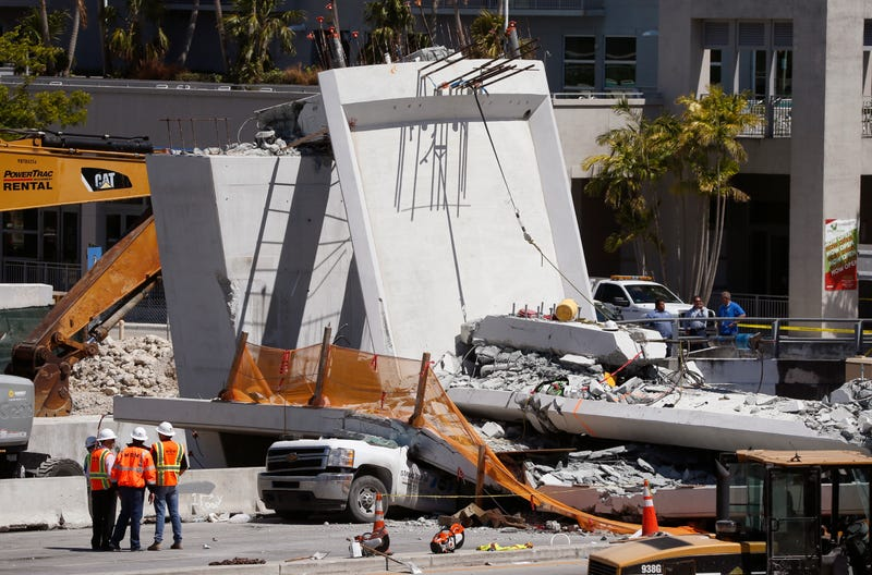 Illustration for article titled The Florida Pedestrian Bridge CollapseMight Have Been A Disaster Waiting To Happen