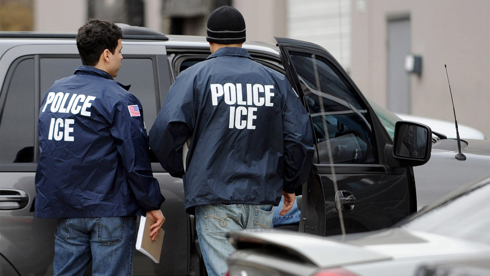 ICE Agents Feeling A Little Hurt That Trump Doesn't Think ...