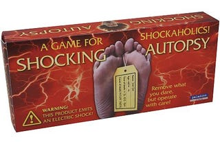 Illustration for article titled Shocking Autopsy: Shocking Gameplay