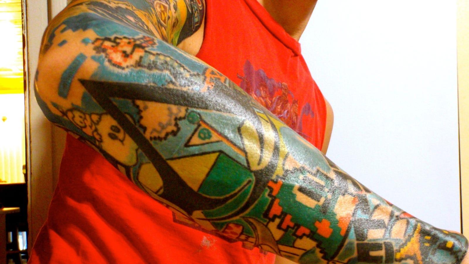Tattoo Free Games