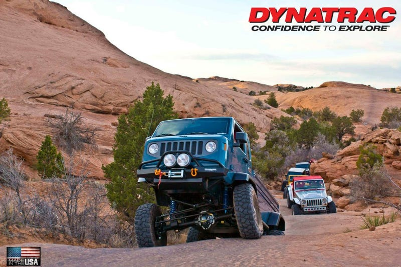Jeep Information And Evolution Offroaders Com >> Jeep Fc Concept Gets New Upgrades From Offroad Evolution For Moab