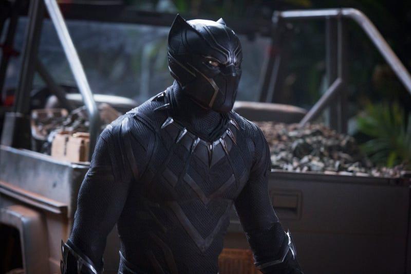 Black Panther (Photo: Matt Kennedy/Marvel Studios/Disney)