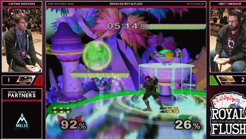 Pros Continue Reviving Old Rivalries At The Latest Smash