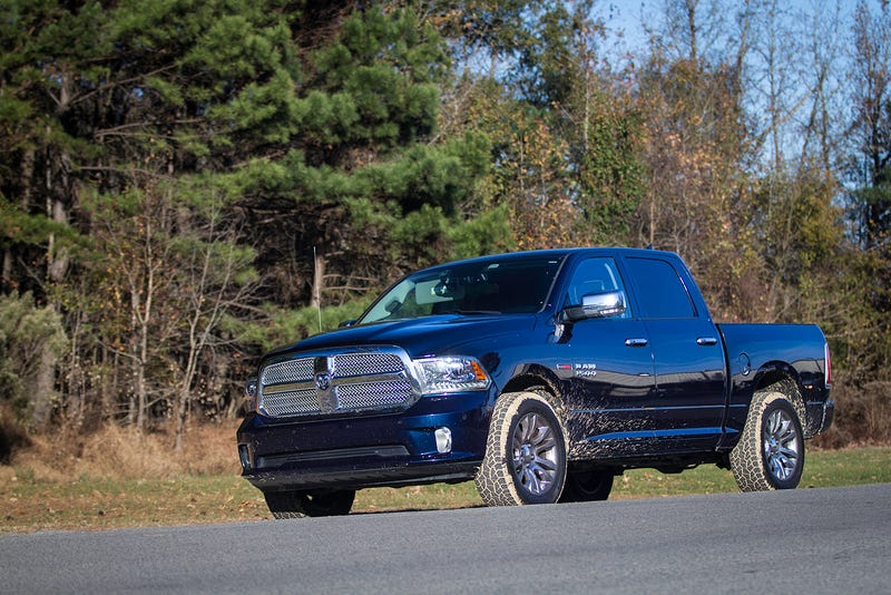 Illustration for article titled 5200 /miles from the Mountains of NC to Death Valley | Ram 1500 Ecodiesel | Part 2