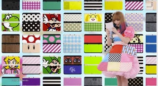 Illustration for article titled Changing the New Nintendo 3DS Faceplates Is a Snap