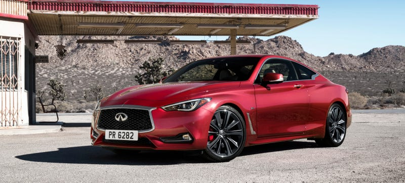 It S A Beautiful Thing When Production Car Sticks Close To The Concept Infiniti Did Just That With New Q60 Coupe Replacement For Venerable