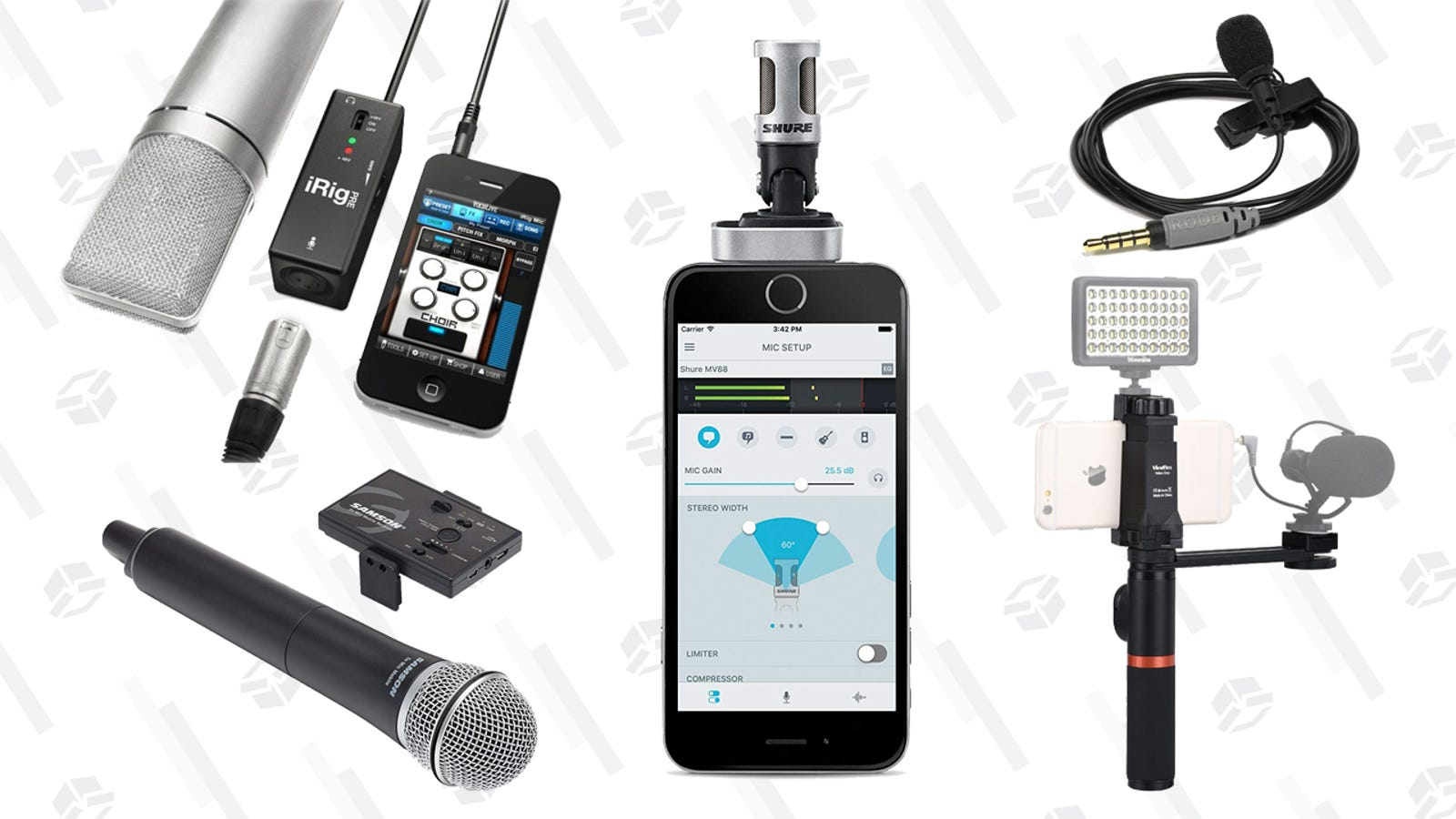 Get Better Audio Out of Your Smartphone With This Mobile Sound Gear