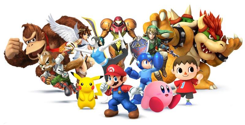 Illustration for article titled Sigue aquí, en directo, el mayor torneo de Super Smash Bros del año