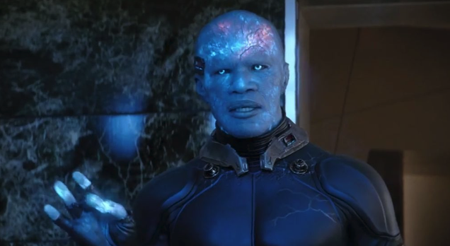 Spider-Man 3 May See Jamie Foxx's Electro Face Tom Holland