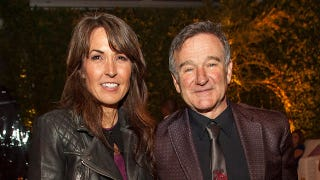 Illustration for article titled Robin Williams' Widow Is Fighting His Children Over His Estate
