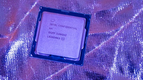 Intel's 5GHz i9 Processor Is Incredible for Hype and Pretty Good for