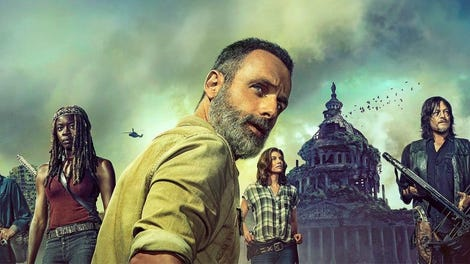 The Walking Dead is back, and it\'s a new world order—but a ...