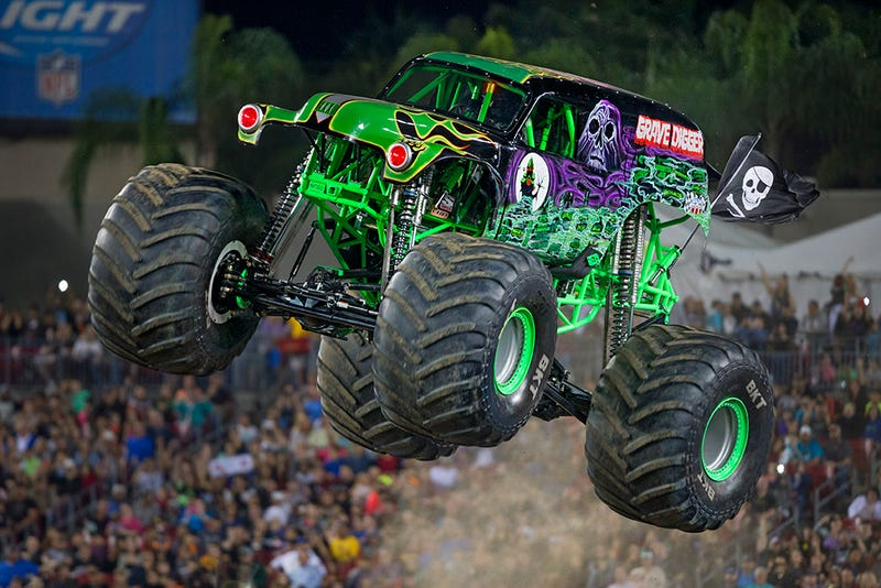 (Photo Credit: Monster Jam)