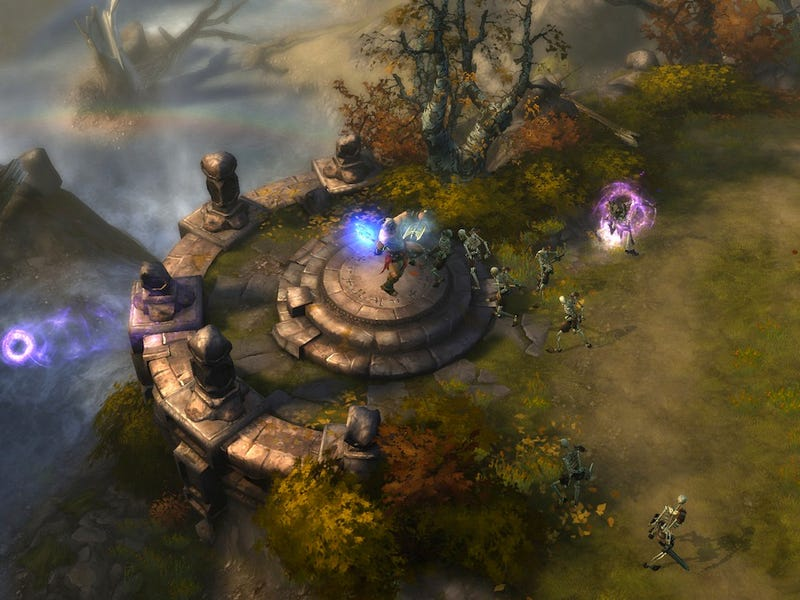Illustration for article titled The Company Running Diablo III in China Accidentally Outs Itself