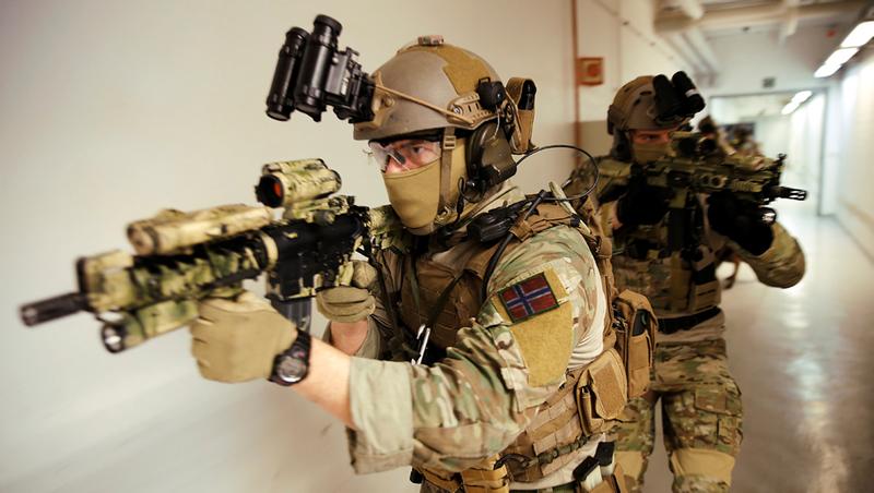 Illustration for article titled Los soldados del futuro ya están aquí