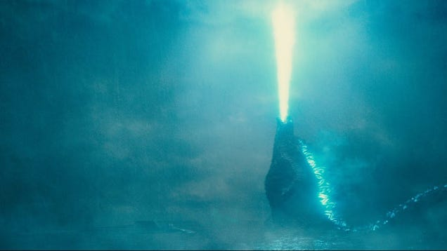Color Us Intimidated By This NewGodzilla: King of the Monsters Footage