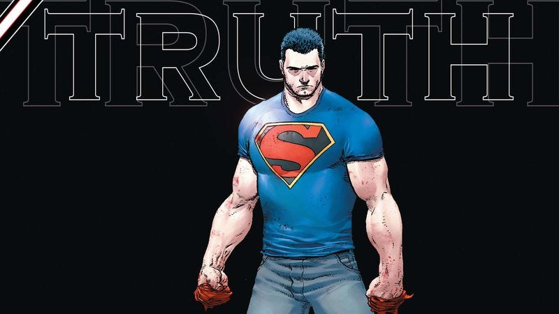 Illustration for article titled Exclusive DC preview: Action Comics #41 ushers in a new era for Superman