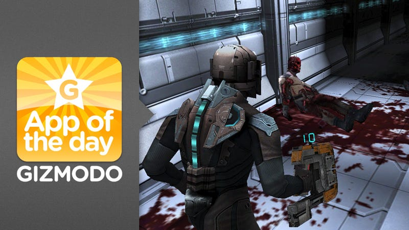 Illustration for article titled Dead Space for iPad