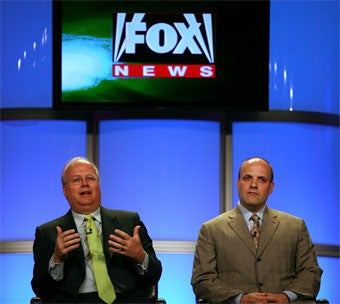 Illustration for article titled Crazy Like A Fox: Karl Rove Declares Victory In Healthcare Conflict