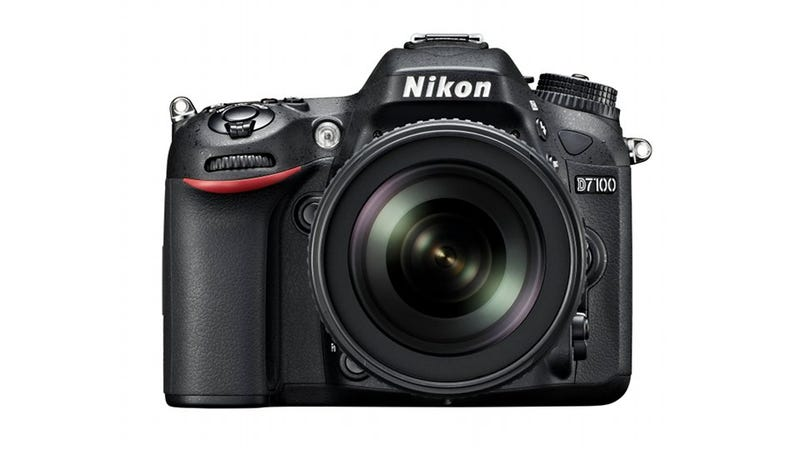 Illustration for article titled Nikon D7100: A Loaded Intermediate DSLR Might Be Just Right