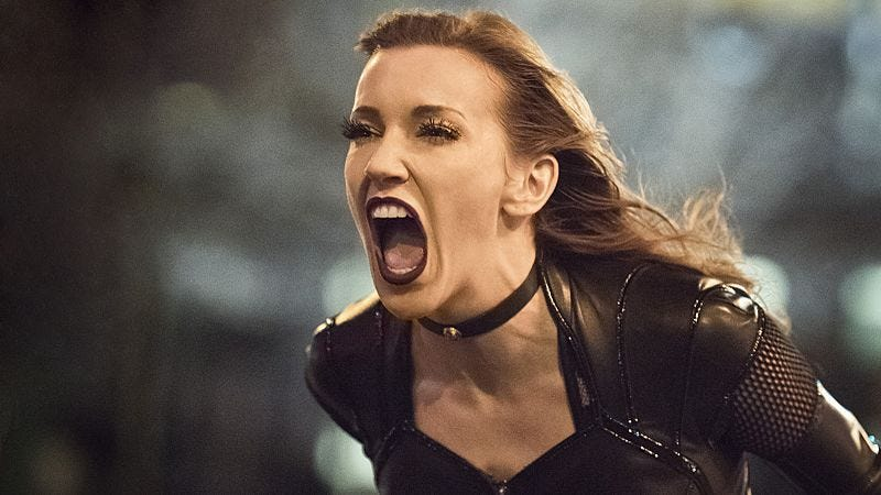Katie Cassidy/The CW