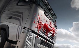 Illustration for article titled Volvo Trucks Posts 99.7% Decline In Euro Truck Orders Over Last Quarter