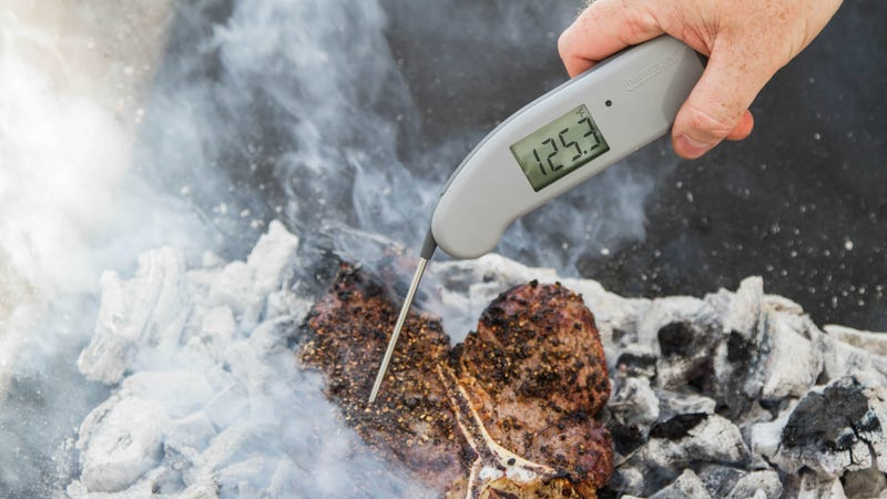 Thermapen Mk4 | $76 | ThermoWorks