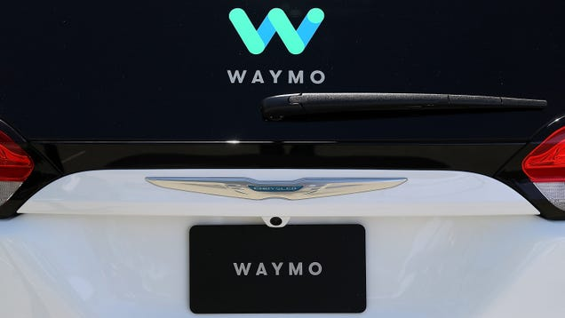 Waymo Rolls Out Its Driverless Robo-Taxi Service to More Riders in Phoenix