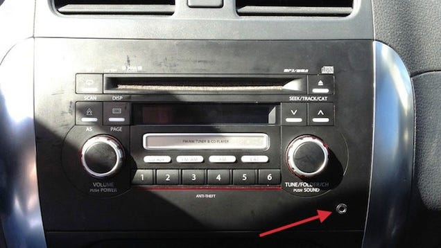 1999 camry radio wiring easily add an auxiliary port to an old car stereo for about  3  easily add an auxiliary port to an old car stereo for about  3