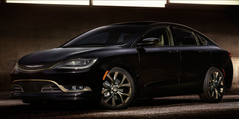 Illustration for article titled The Chrysler 200 Alloy Edition