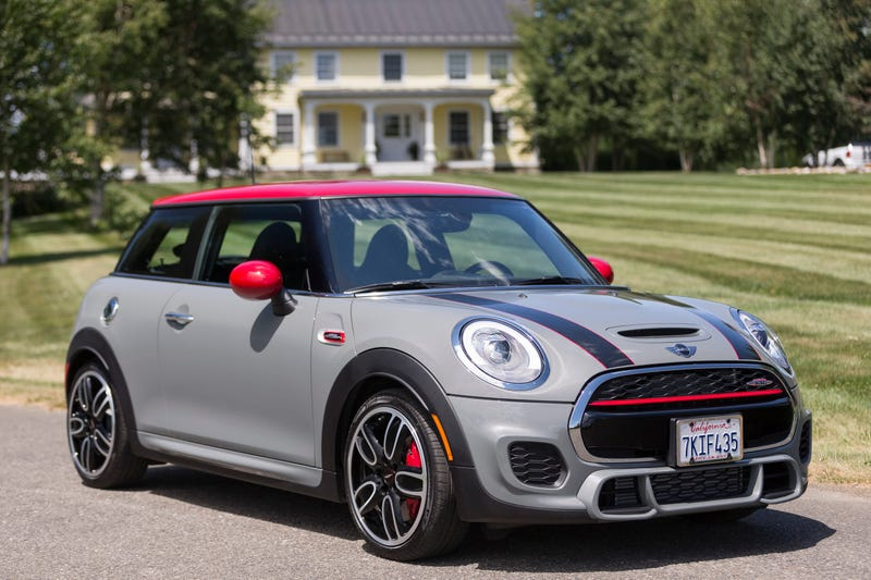 2017 Mini John Cooper Works The Ultimate Track Day Toy For Rich Kids